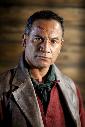Temuera Morrison in Tracker