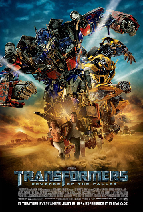 Transformers 2 hd poster