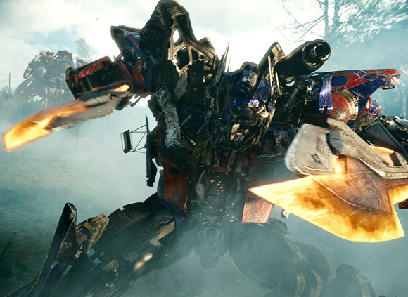 Transformers: Revenge of the Fallen Photos