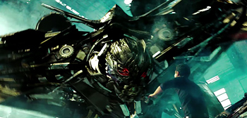 Transformers: Revenge of the Fallen Super Bowl Trailer