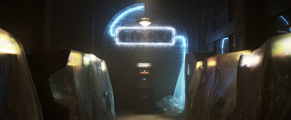 Tron Legacy Photo Series #4