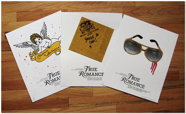 True Romance Art Prints