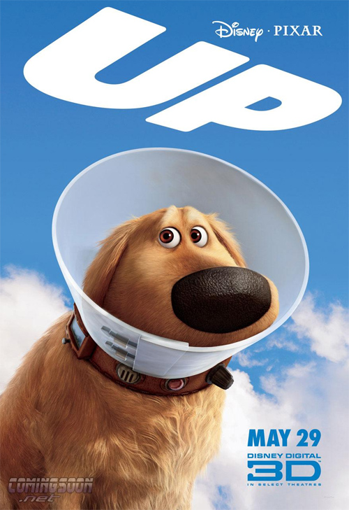Up Poster - Dug the Dog