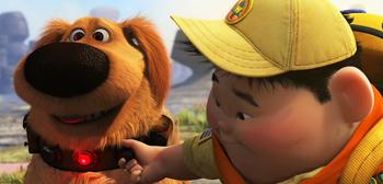 Pixar's Up Trailer