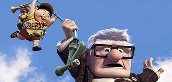 Another Brand New Poster for Pixar's Up!