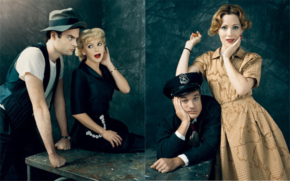 Vanity Fair - Comedy's New Legends