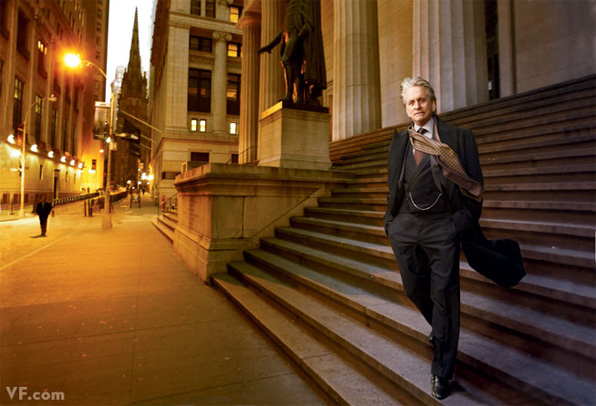 Wall Street 2 Photos - Annie Leibovitz