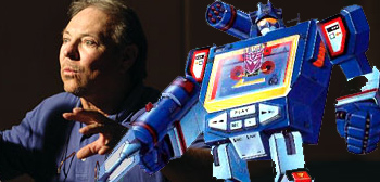 Frank Welker as Soundwave
