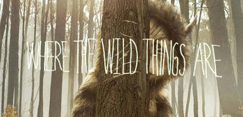 Another Lovably Awesome Where the Wild Things Are Poster