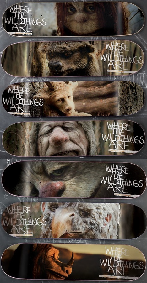 Where the Wild Things Are Monsters