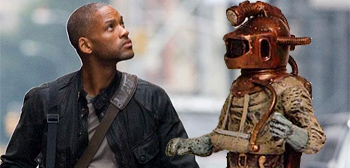Will Smith and Captain Nemo