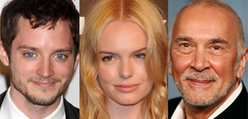 Elijah Wood, Kate Bosworth, Frank Langella