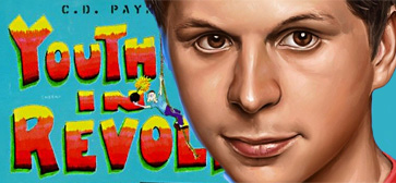Michael Cera's Youth in Revolt Poster