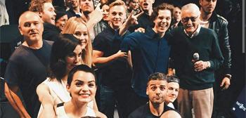 Comic-Con Hall H 2015