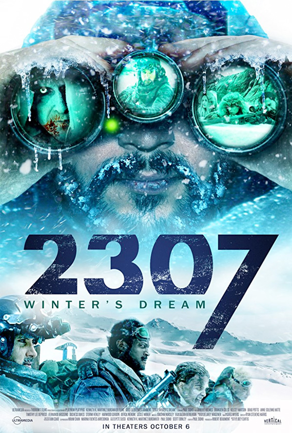 2307: Winter's Dream Poster