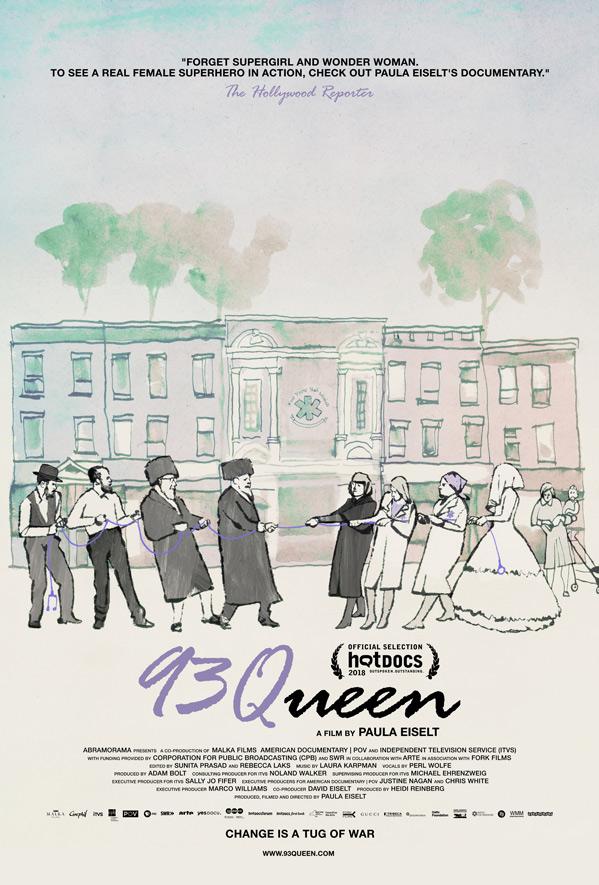 93Queen Doc Poster