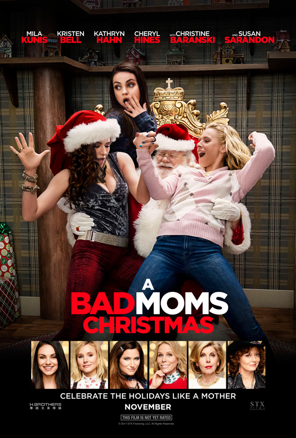 A Bad Mom's Christmas Movie
