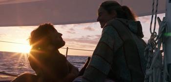 Shailene Woodley & Sam Claflin in First Trailer for Survival Film 'Adrift'
