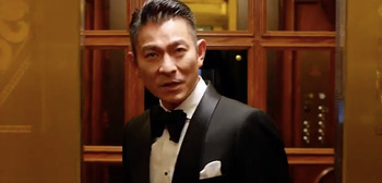 Andy Lau in New US Trailer for Chinese Heist Movie 'The Adventurers'
