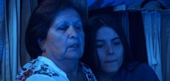 El Aura Azul Short Film