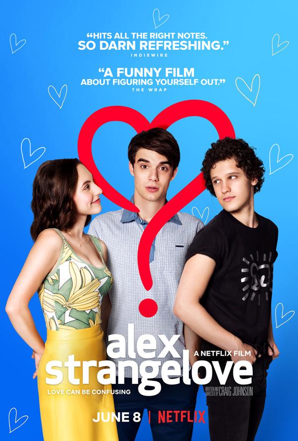Alex Strangelove Poster