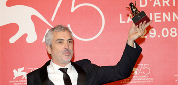 Venice 2018: Alfonso Cuarón's 'Roma' Wins the Golden Lion Award