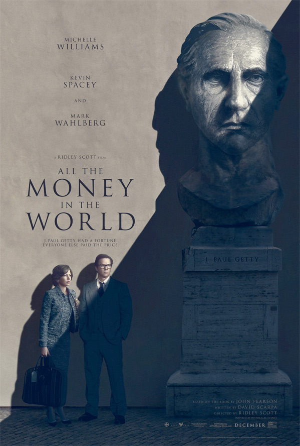 All the Money in the World Poster