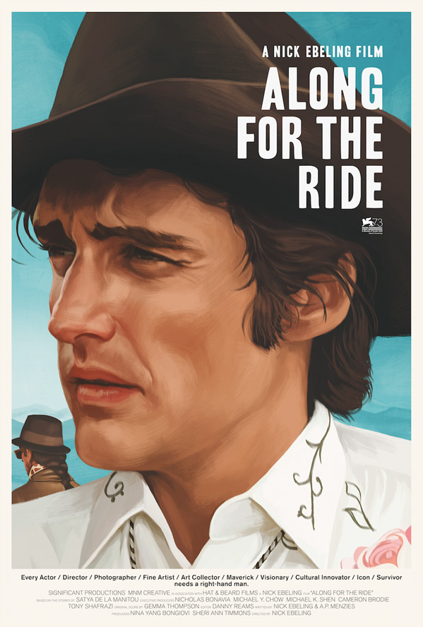 Along for the Ride Doc Poster