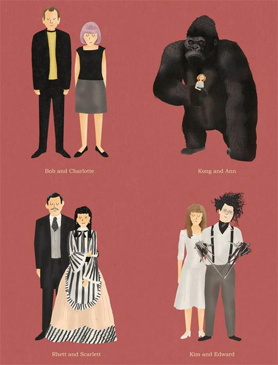 A Love Story by Max Dalton