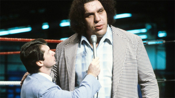 Andre the Giant Doc