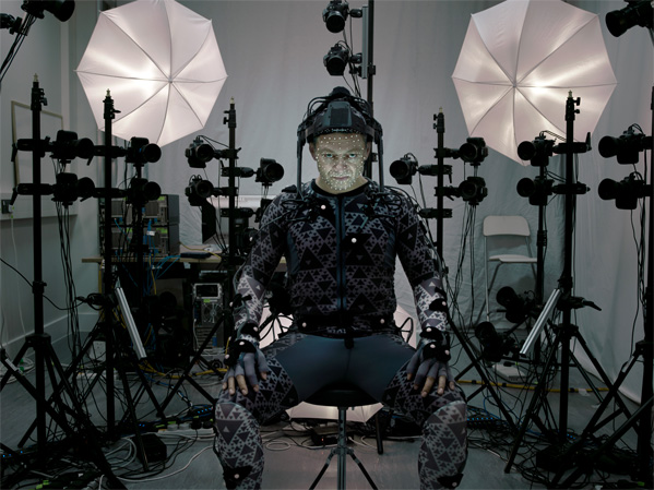 Andy Serkis - Annie Liebovitz - The Force Awakens