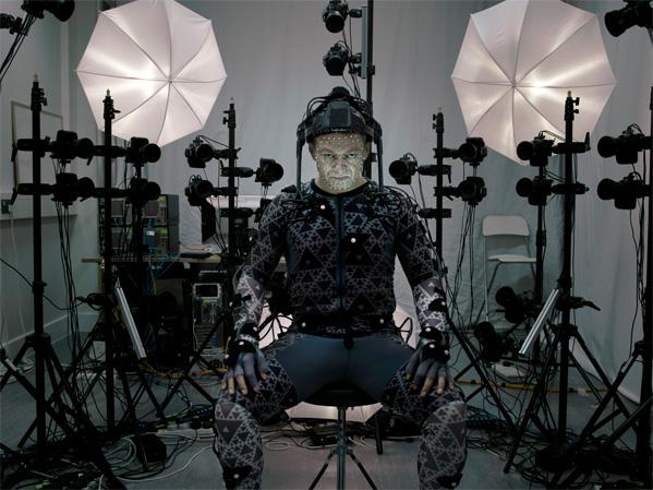 Andy Serkis - Annie Liebovitz - The Force Awakens