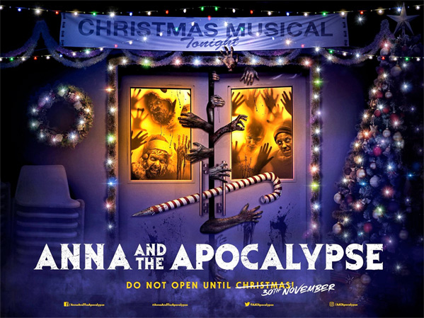 Anna and the Apocalypse UK Poster