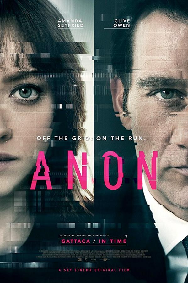 Anon Movie Poster