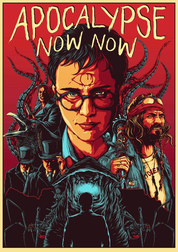 Apocalypse Now Now Poster