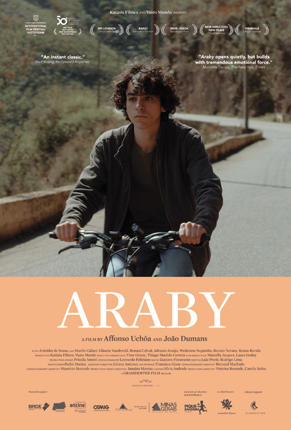Araby Poster