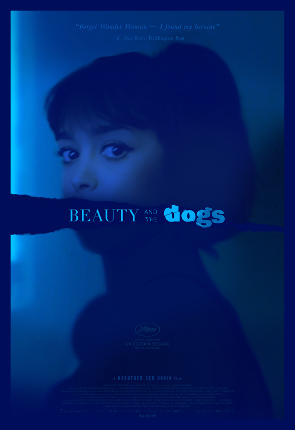 Beauty and the Dogs Poster