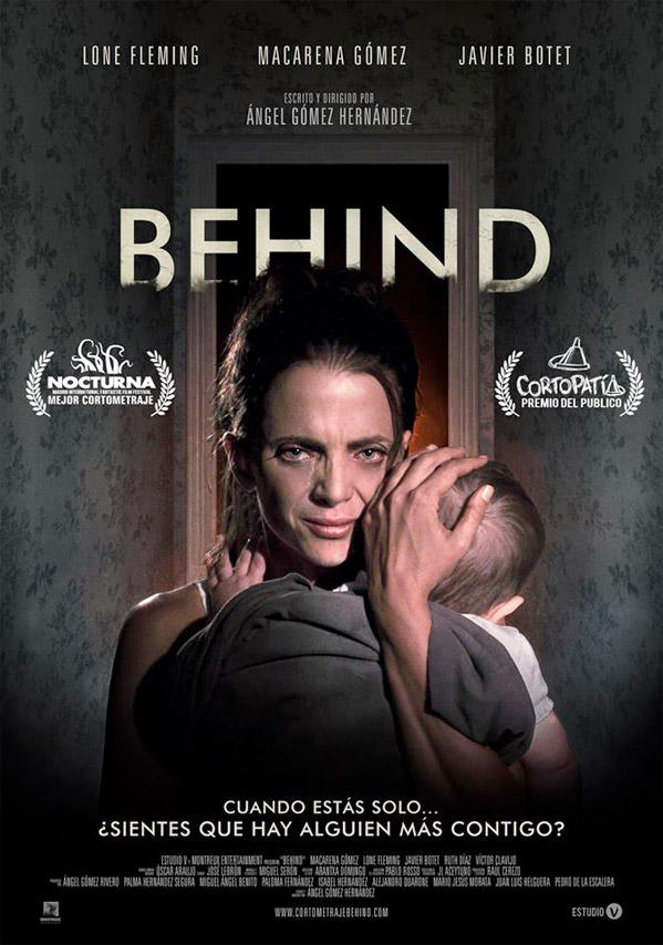 Behind Short Film Poster