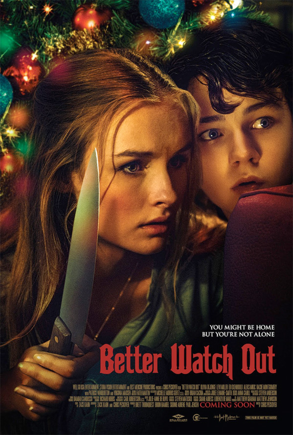 Better Watch Out Poster