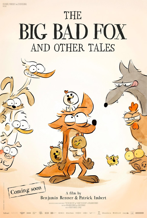 Big Bad Fox & Other Tales Poster