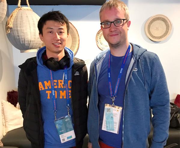 Bing Liu Director Interview