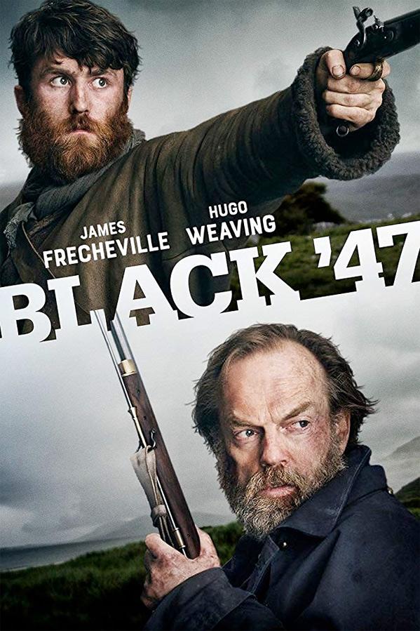 Black 47 Poster