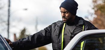 Black Cop Trailer