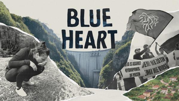Blue Heart Doc Poster