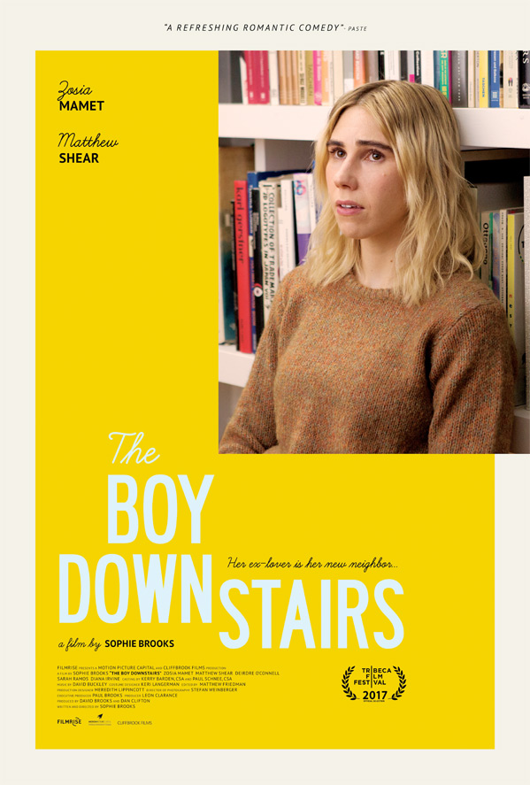 The Boy Downstairs Movie