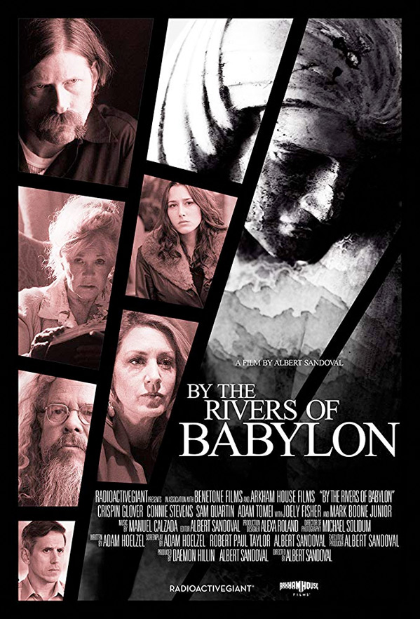 By the Rivers of Babylon Poster