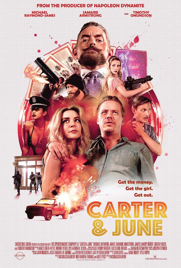 Carter & June Poster