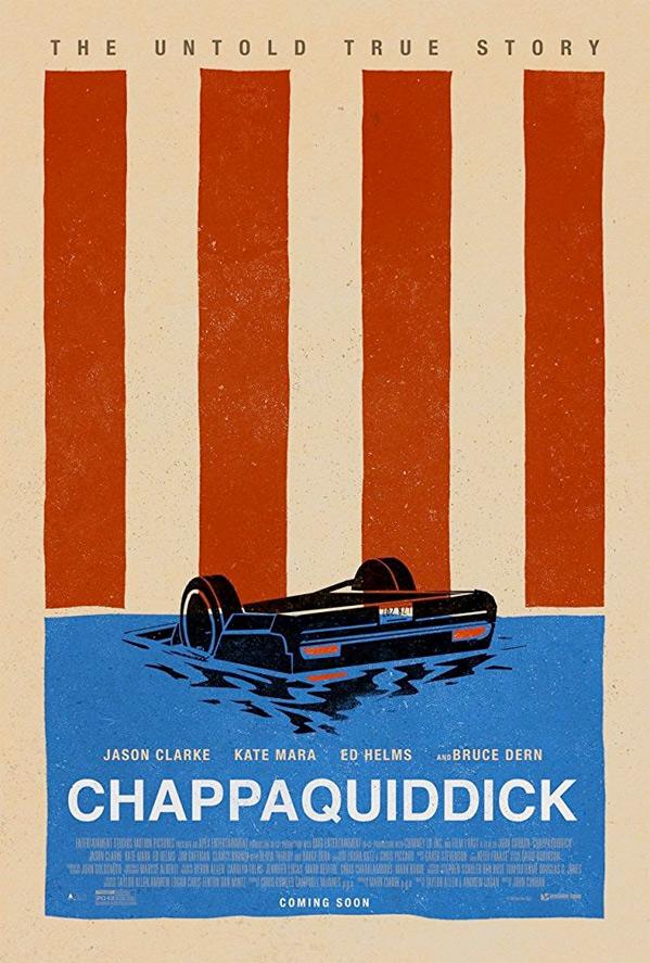Chappaquiddick Poster