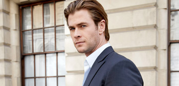 Chris Hemsworth Cast as Receptionist in Paul Feig's 'Ghostbusters'
