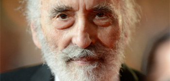 Legendary English Actor Christopher Lee Has Passed Away at Age 93